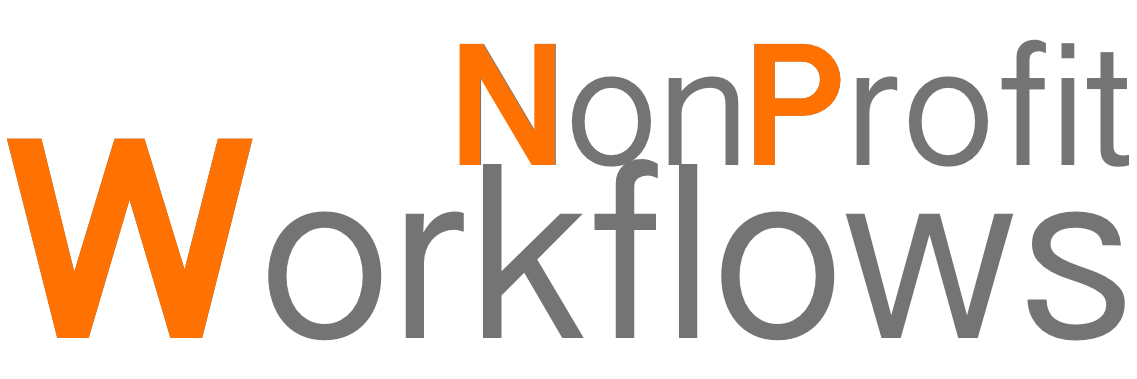 NonProfit Workflows