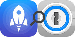 NPW 002 Launch Center Pro Searches 1Password